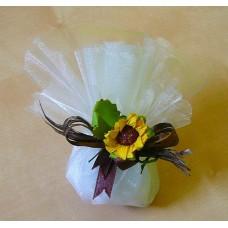 "Confetti doppio tulle ""Sunflower"""