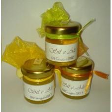 Miele con confetti