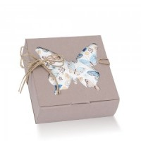 "Sapone ""Alveare"" in box butterfly"
